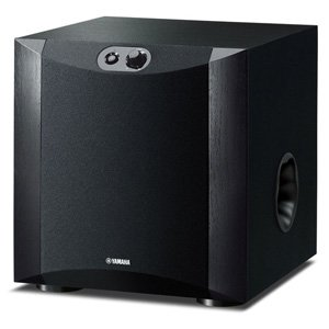 "Yamaha NS-SW300 250W 10"" Active Servo Technology Subwoofer Black"