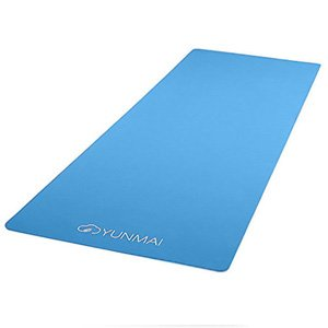 Yunmai Durable Lightweight & Odorless Yoga Mat Blue